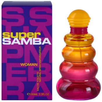 Perfumer's Workshop Super Samba Eau de Toilette for Women