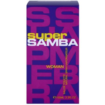 Perfumer's Workshop Super Samba Eau de Toilette for Women 4