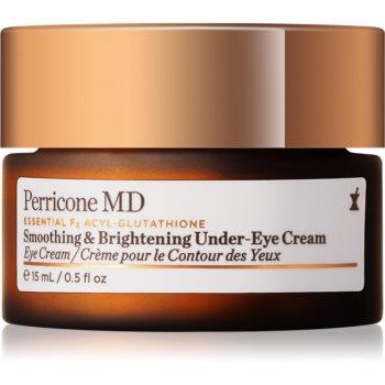 Perricone MD Essential Fx Acyl-Glutathione cremă de ochi cu efect de netezire și de iluminare