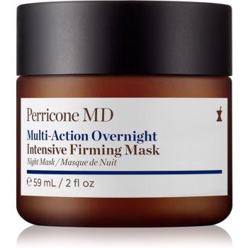 Perricone MD Multi Action Overnight masca pentru hidratare intensa cu efect de întărire