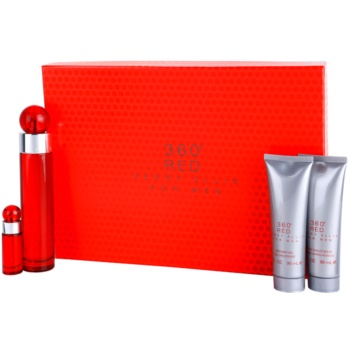 Perry Ellis 360° Red Gift Set
