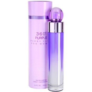 Perry Ellis 360° Purple парфумована вода для жінок 1