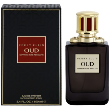 Perry Ellis Oud Saffron Rose Absolute eau de parfum unisex 100 ml