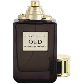 Perry Ellis Oud Vetiver Royale Absolute Eau de Parfum unisex 3