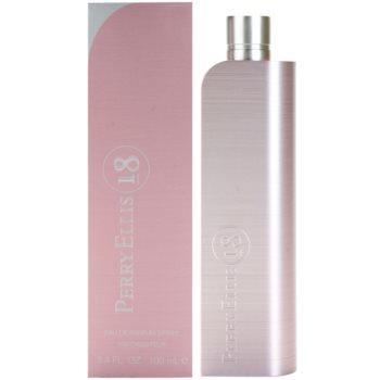 Perry Ellis 18 Eau de Parfum für Damen