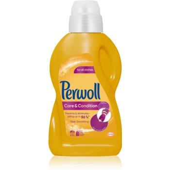 Perwoll Care & Condition gel pentru rufe imagine produs