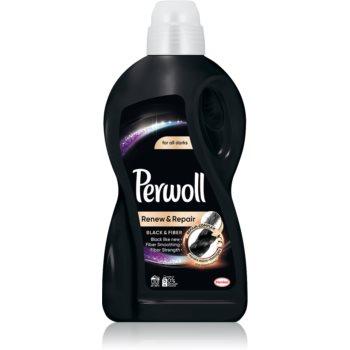 Perwoll Renew & Repair Black & Fiber gel pentru rufe imagine produs