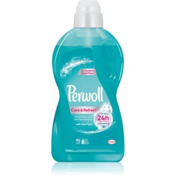 Perwoll Care & Refresh gel pentru rufe imagine produs