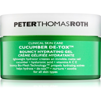 Peter Thomas Roth Cucumber De-Tox Gel Hidratant Facial