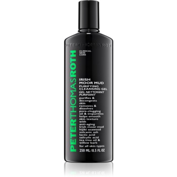 Peter Thomas Roth Irish Moor Mud gel de curatare facial