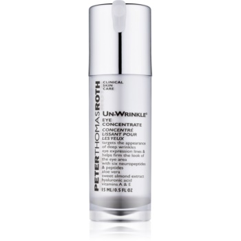 Peter Thomas Roth Un-Wrinkle ser concentrat zona ochilor