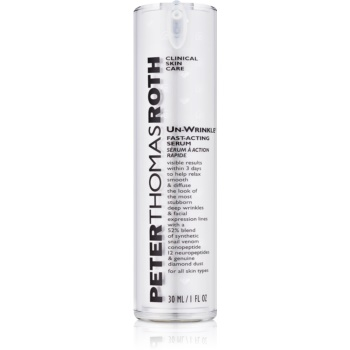 Peter Thomas Roth Un-Wrinkle ser facial pentru netezire efect intens anti-rid  30 ml