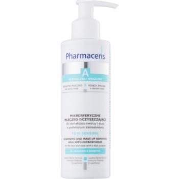 Pharmaceris A-Allergic&Sensitive Puri-Sensimil lapte de curățare pentru piele sensibila si alergica