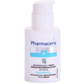 Pharmaceris A-Allergic&Sensitive Sensireneal creme regenerador antirrugas para pele muito sensível 1