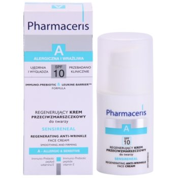 Pharmaceris A-Allergic&Sensitive Sensireneal creme regenerador antirrugas para pele muito sensível 2