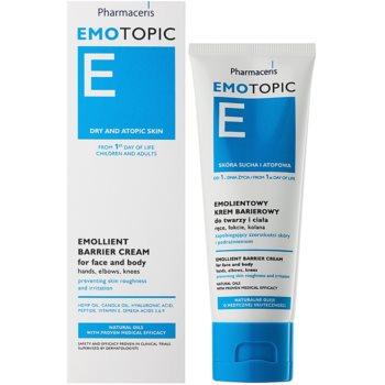 Pharmaceris E-Emotopic ochranný a zvláčňujúci krém na tvár a telo 1