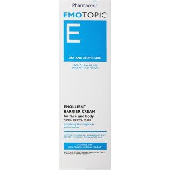 Pharmaceris E-Emotopic ochranný a zvláčňujúci krém na tvár a telo 2