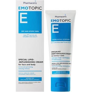 Pharmaceris E-Emotopic възстановяващ крем за тяло и лице 1