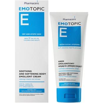 Pharmaceris E-Emotopic nyugtató és hidratáló ápolás testre 1