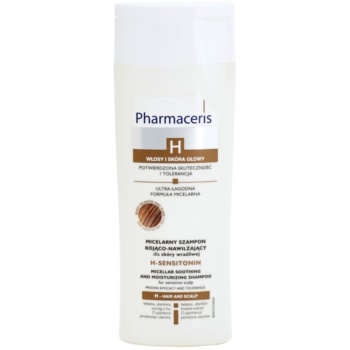 pharmaceris h-hair and scalp h-sensitonin sampon pentru ingrijire pentru par fin