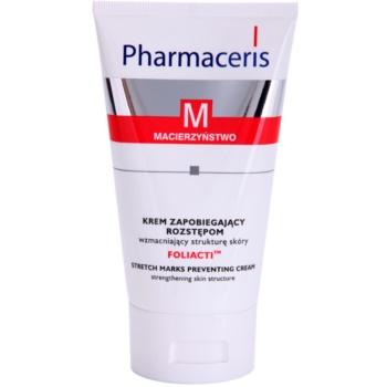 Pharmaceris M-Maternity Foliacti крем за тяло за профилактика на стрии