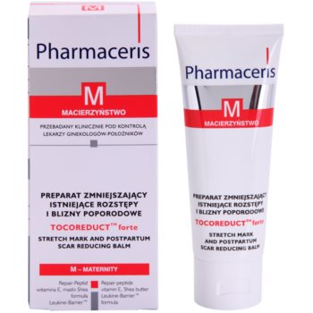Pharmaceris M-Maternity Tocoreduct Forte testbalzsam striák ellen 1