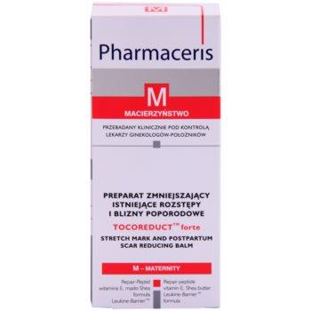 Pharmaceris M-Maternity Tocoreduct Forte testbalzsam striák ellen 2
