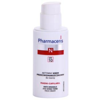 Pharmaceris N-Neocapillaries Magni-Capilaril hranilna krema proti gubam SPF 10 1