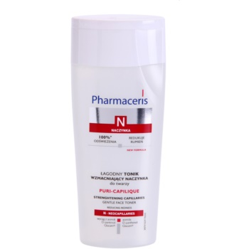 Pharmaceris N-Neocapillaries Puri-Capilique tonic revigorant pentru piele sensibila cu tendinte de inrosire  200 ml