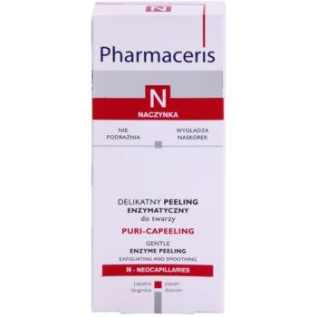 Pharmaceris N-Neocapillaries Puri-Capeeling ферментний пілінг для відновлення поверхневого шару шкіри 2