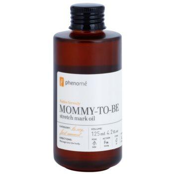 Phenomé The Very First Moment festigendes Körperöl gegen Schwangerschaftsstreifen