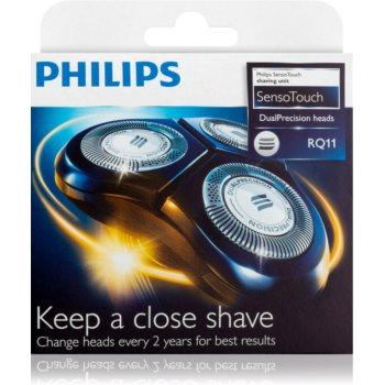 Philips SensoTouch DualPrecision Heads RQ11/50 Capete de bãrbierit de înlocuire imagine produs
