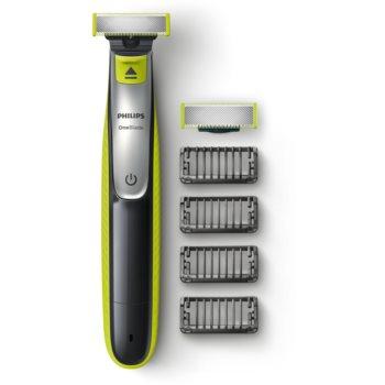 Philips OneBlade QP2530/30 zastřihovač vousů + náhradní břity 1 ks QP2530/30