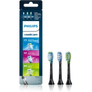 Philips Sonicare Premium Combination Standard HX9073/33 capete de schimb pentru periuta de dinti imagine produs