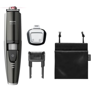 Philips Beardtrimmer Series 9000 BT9297/15 aparat de tuns barba cu ghidare laser rezistent la apă