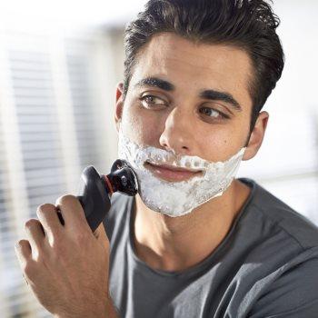 Philips Click & Style S738/17 máquina de barbear para homens 6