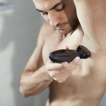 Philips Click & Style S738/17 máquina de barbear para homens 10