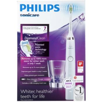 Philips Sonicare DiamondClean HX9332/04 sonična električna zobna ščetka s polnilnim kozarcem 16