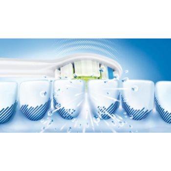 Philips Sonicare DiamondClean HX9332/04 sonična električna zobna ščetka s polnilnim kozarcem 12