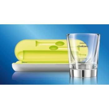 Philips Sonicare DiamondClean HX9332/04 sonična električna zobna ščetka s polnilnim kozarcem 13