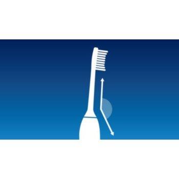 Philips Sonicare EasyClean HX6511/35 sonický elektrický zubní kartáček, 2 těla 5