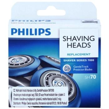 Philips Shaver Series 7000 Gentle Track Precision SH 70/50 nadomestne britvice 3 kos 10