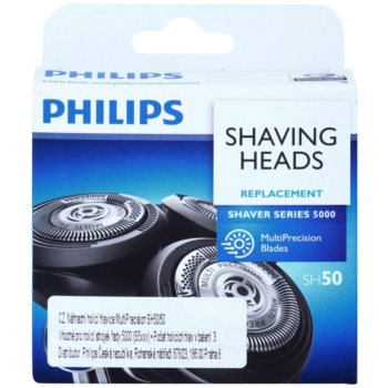Philips Shaver series 5000 MultiPrecision SH50/50 recarga de lâminas 3 pçs 9