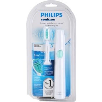 Philips Sonicare EasyClean HX6511/02 periuta de dinti cu ultrasunete reancarcare 12