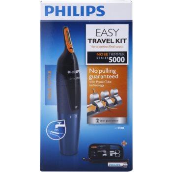 Philips Nose Trimmer NT5180/15 тример за почистване на косми в носа 15
