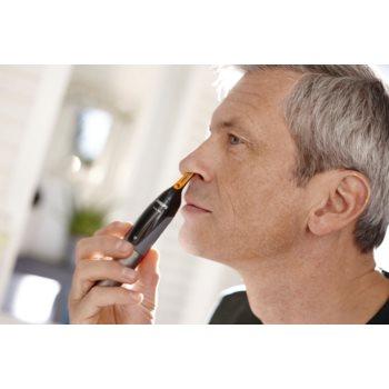 Philips Nose Trimmer NT5180/15 тример за почистване на косми в носа 7