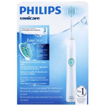 Philips Sonicare EasyClean HX6511/50 звукова електрическа четка за зъби 14