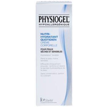 Physiogel Daily MoistureTherapy crema hidratanta si nutritiva pentru piele uscata si sensibila 2