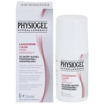 Physiogel Calming Relief успокояващ крем за чувствителна и суха кожа 2