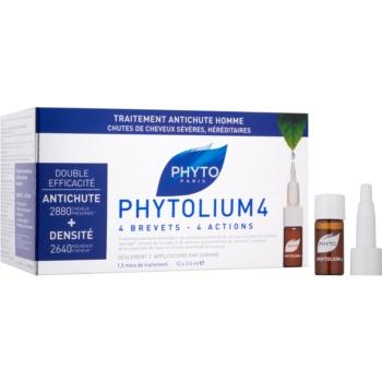Fotografie Phyto Phytolium sérum proti vypadávání vlasů 12 ks